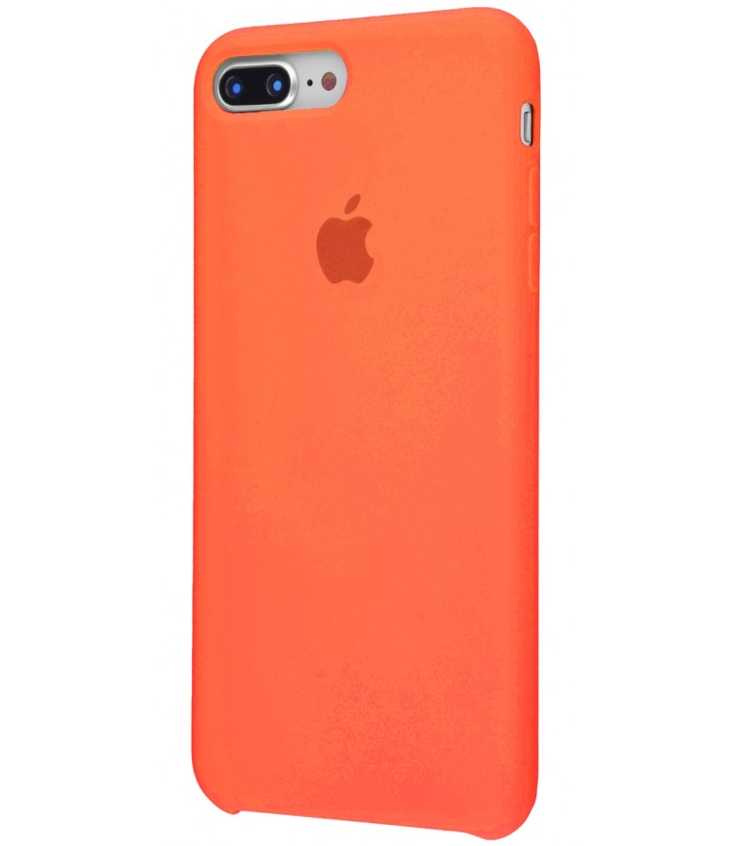 Original Silicone Case (Copy) for IPhone 7+/8+ Orange