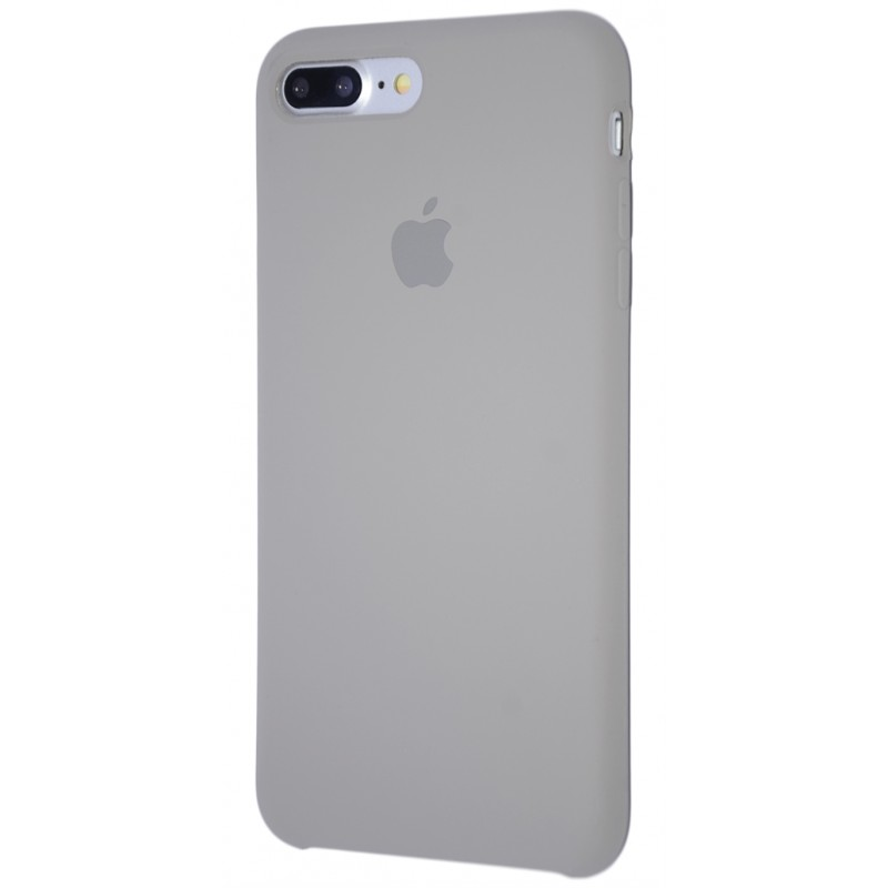 Original Silicone Case (Copy) for IPhone 7+/8+ Pebble