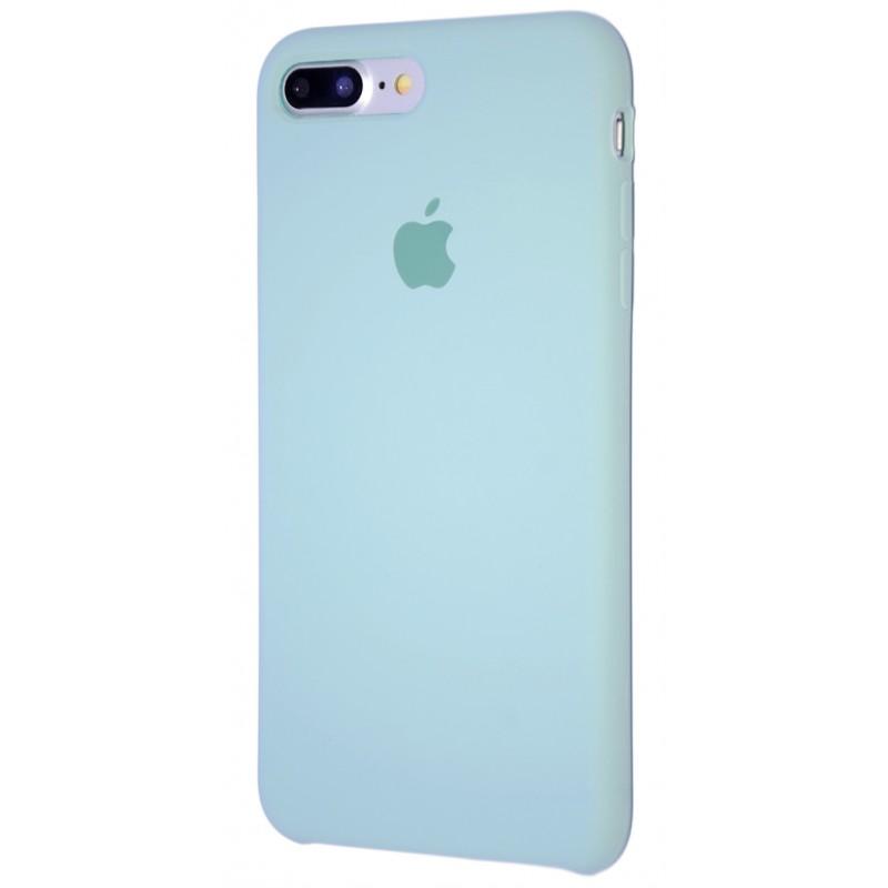 Original Silicone Case (Copy) for IPhone 7+/8+ Turquoise