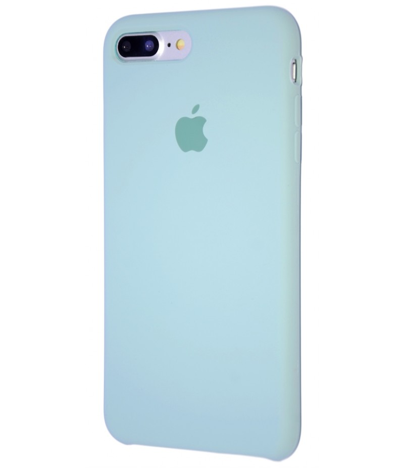 Original Silicone Case (Copy) for IPhone 7+/8+ Turquoise