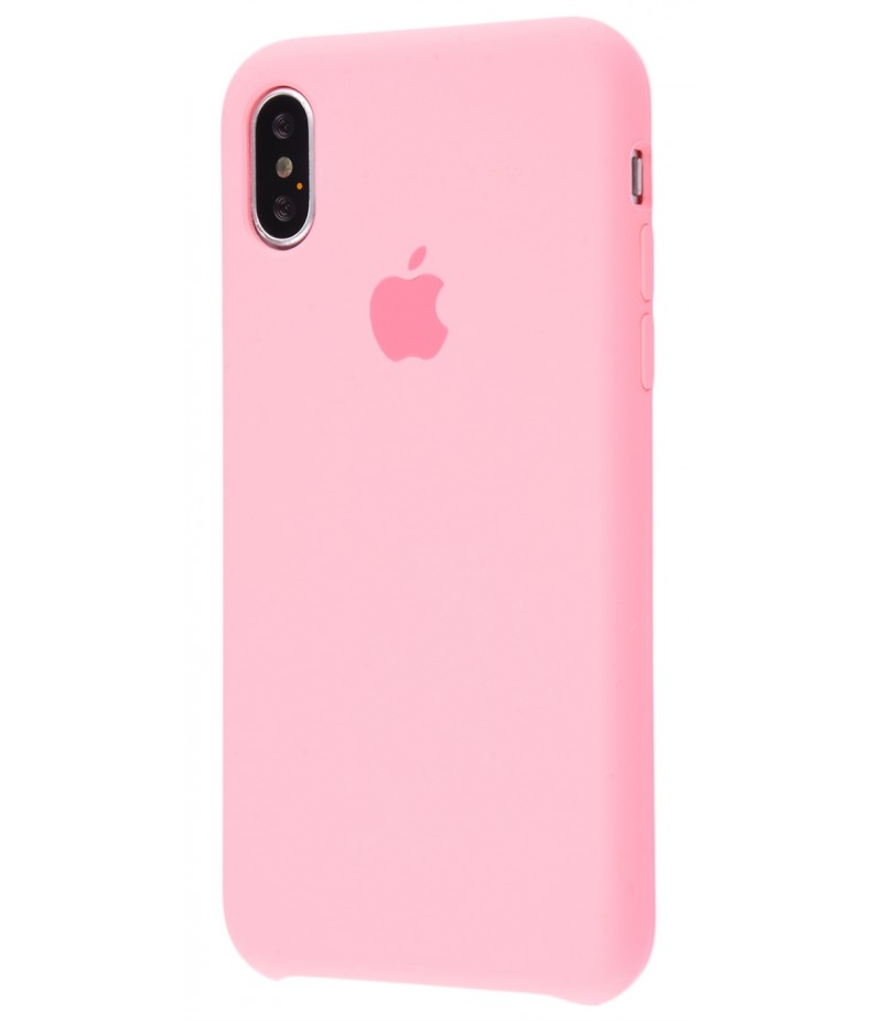 Original Silicon Case(copy) iphone X cotton candy