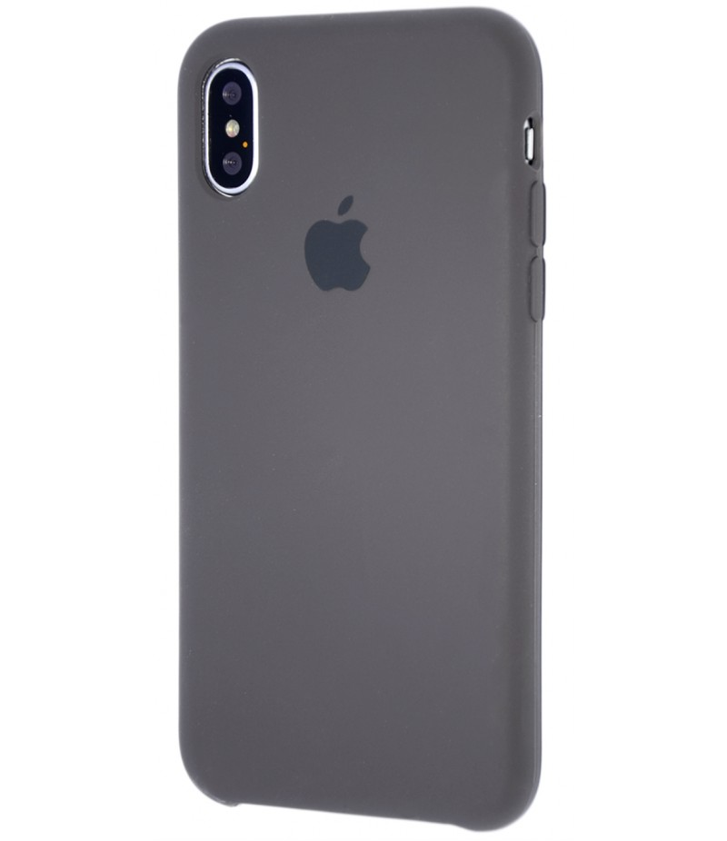 Original Silicon Case(copy) iphone X cocoa