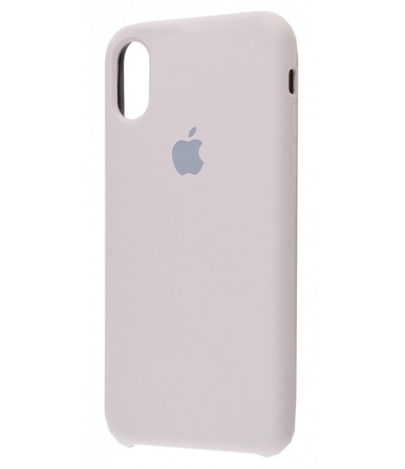 Original Silicon Case(copy) iphone X pebble