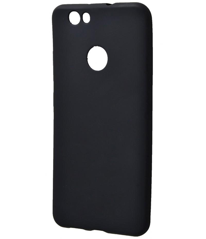 Soft Matt (TPU) Huawei Nova Black