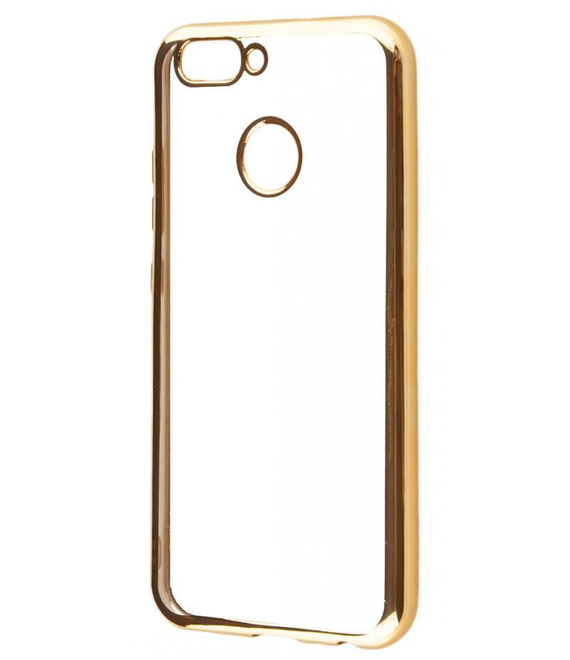 Металлизированный (TPU) Huawei Nova 2 Gold