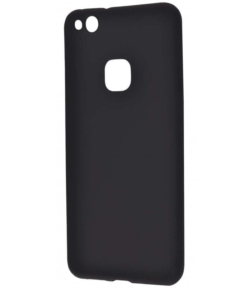 Soft Matt (TPU) Huawei P10 Lite Black