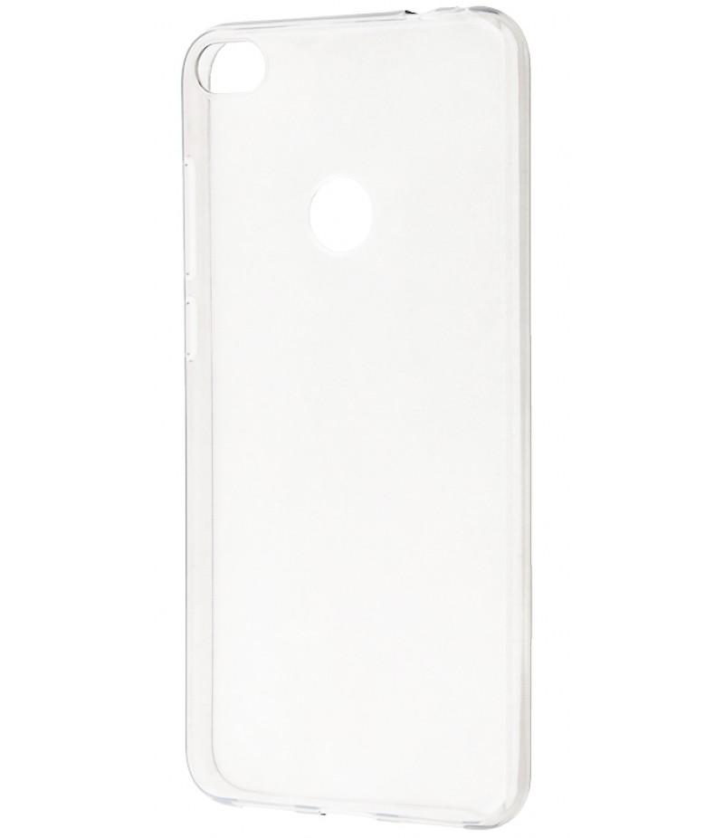 Силикон 0.3 mm Huawei P8 Lite 2017 White