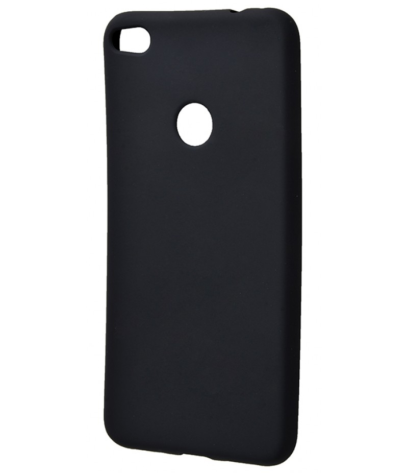 Soft Matt (TPU) Huawei P8 Lite 2017 Black