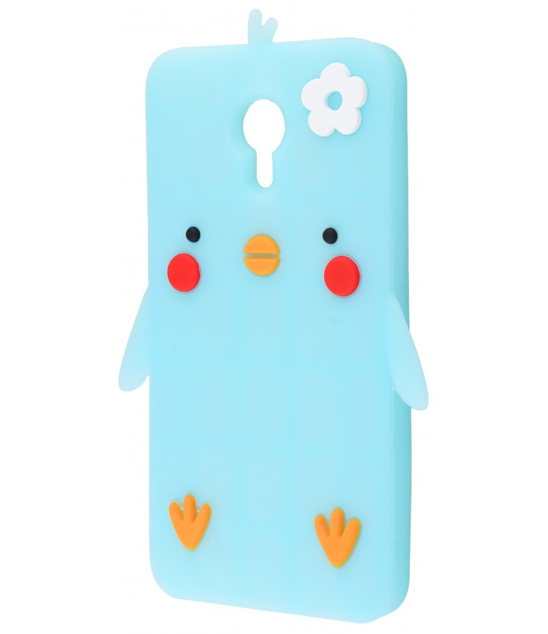 3D чехол Chicken Meizu M3 Note Mint