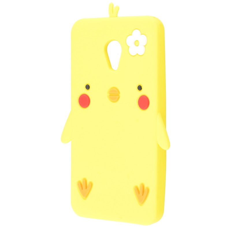 3D чохол Chicken Meizu M5C Yellow
