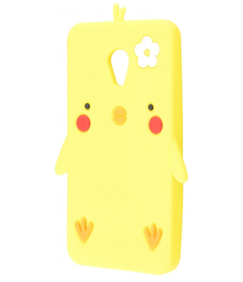 3D чехол Chicken Meizu M5C Yellow