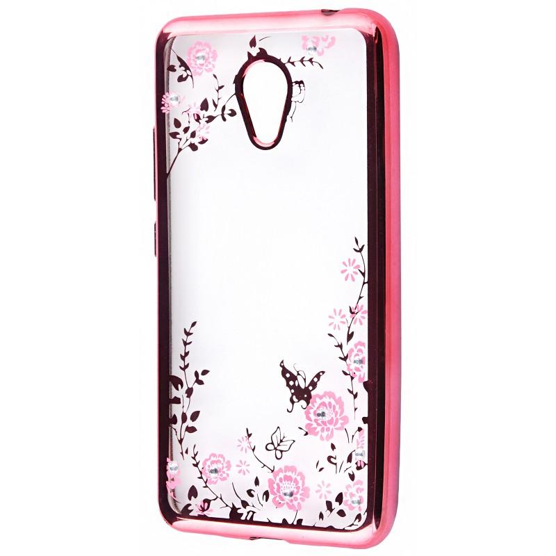 Mr. Hippo (TPU) Meizu M5C Pink