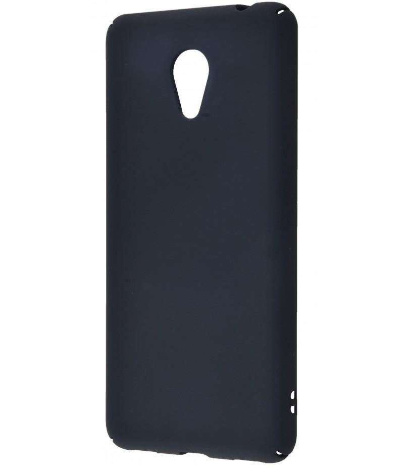 PC Soft Touch Case Meizu M5C Black