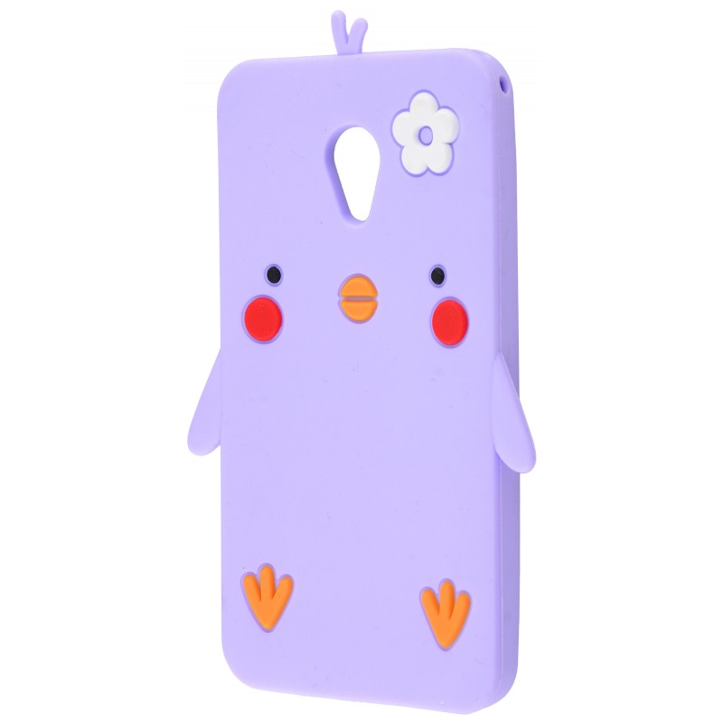 3D чохол Chicken Meizu M5 Purple