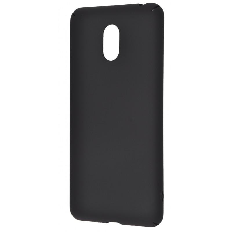 PC Soft Touch Case Meizu M6 Black