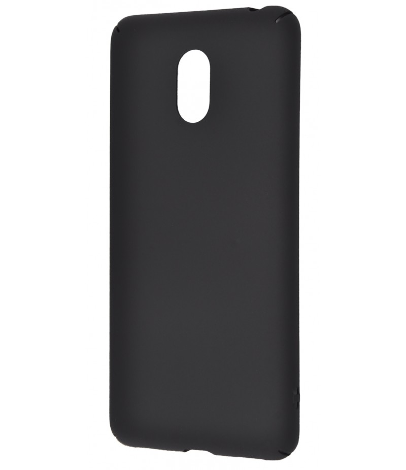 Soft Touch plastic Meizu M6 black