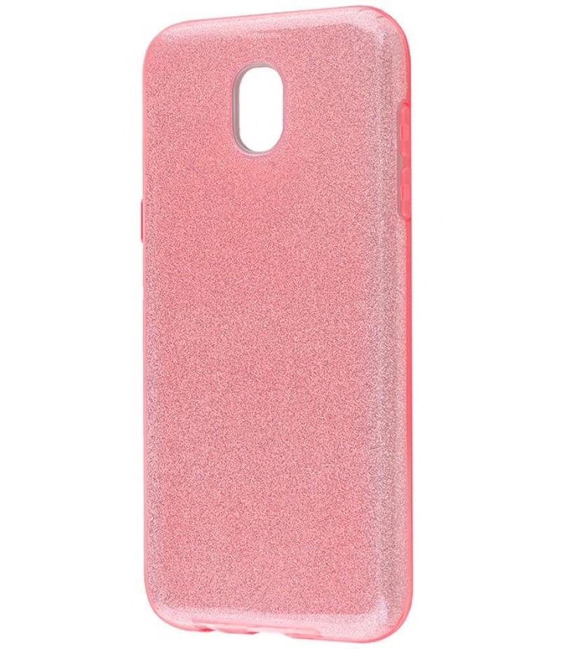 Glitter Samsung J330 pink