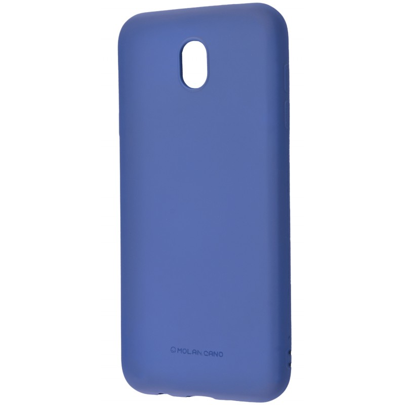 Molan Cano Jelly Case Samsung Galaxy J3 2017 (J330F) Blue