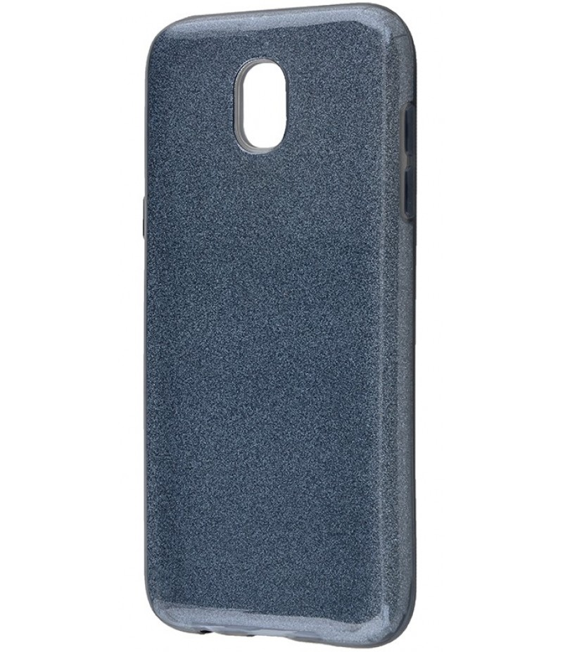 Glitter Samsung J530 black