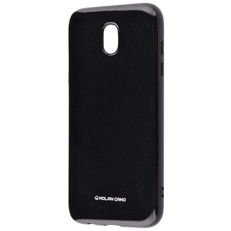 Molan Cano Glossy Jelly Case Samsung Galaxy J5 2017 (J530F) Black