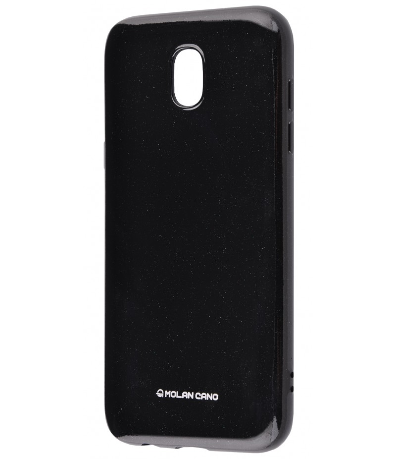 Molan Cano Glossy Jelly Case Samsung Galaxy J5 2017 (J530F) Black