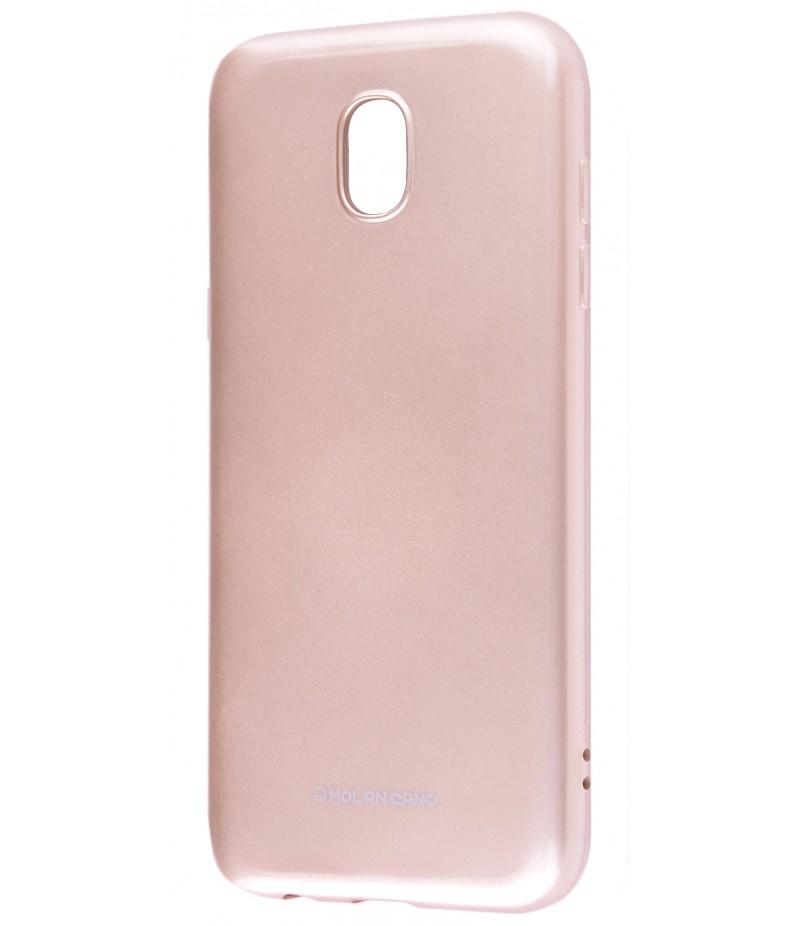 Molan Cano Jelly Gloss Samsung J530 gold