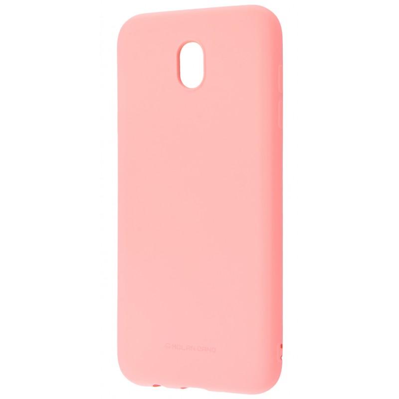 Molan Cano Jelly Case Samsung Galaxy J5 2017 (J530F) Pink