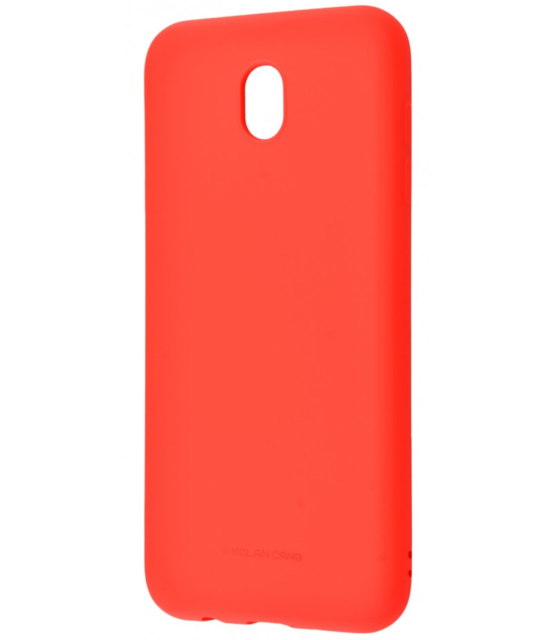 Molan Cano Jelly Case Samsung Galaxy J5 2017 (J530F) Red