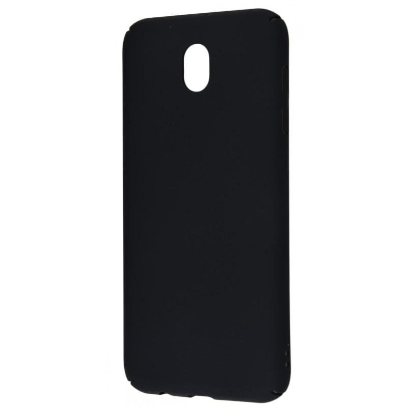 PC Soft Touch Case Samsung Galaxy J5 2017 (J530F) Black