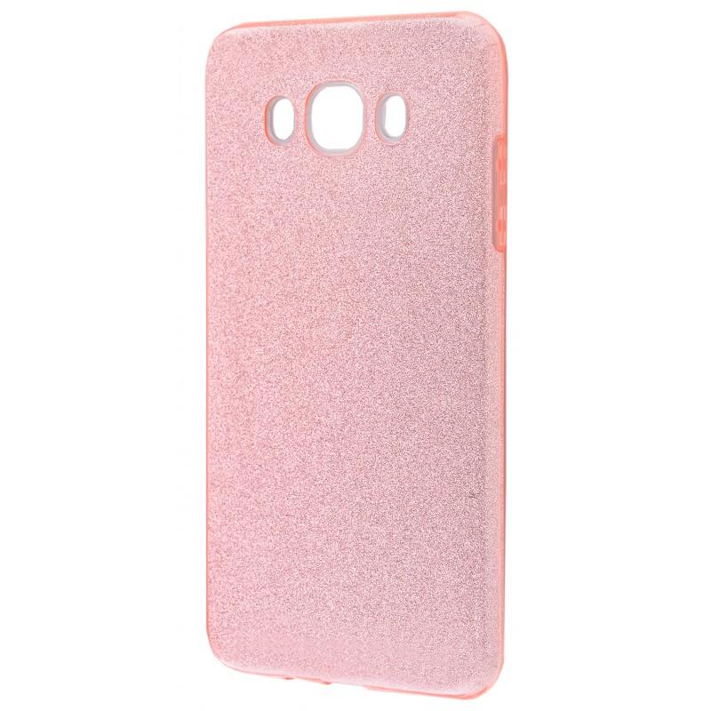 Shining Glitter Case Samsung Galaxy J7 2016 (J710) Pink