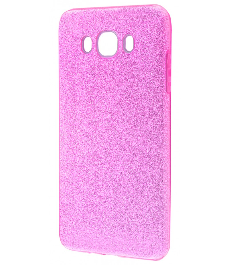 Shining Glitter Case Samsung Galaxy J7 2016 (J710) Purple