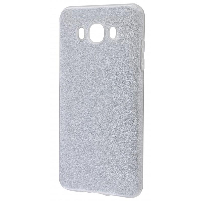 Shining Glitter Case Samsung Galaxy J7 2016 (J710) Silver