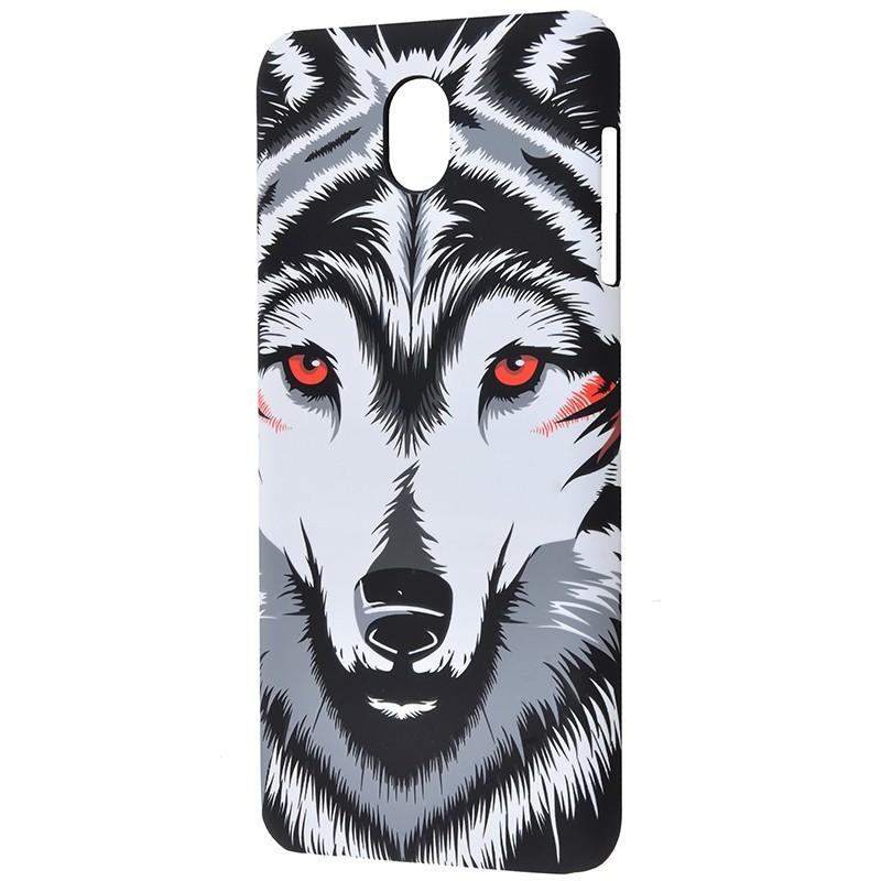 Накладка Luxo Волк Samsung J730