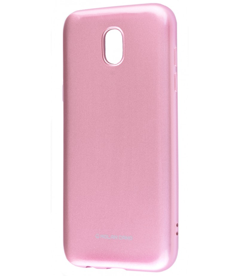 Molan Cano Jelly Gloss Samsung J730 pink