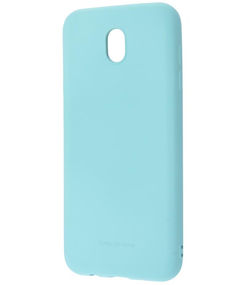 Чехол Molan Cano Jelly Case Samsung J730 (J7 2017) Mint