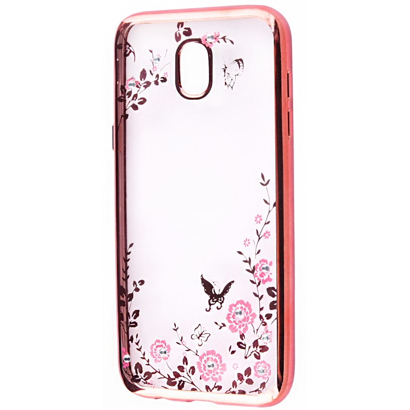 Накладка Mr.Hippo Samsung J730 (J7 2017) Pink