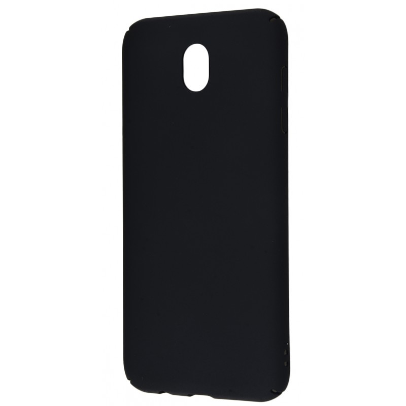 PC Soft Touch Case Samsung Galaxy J7 2017 (J730F) Black