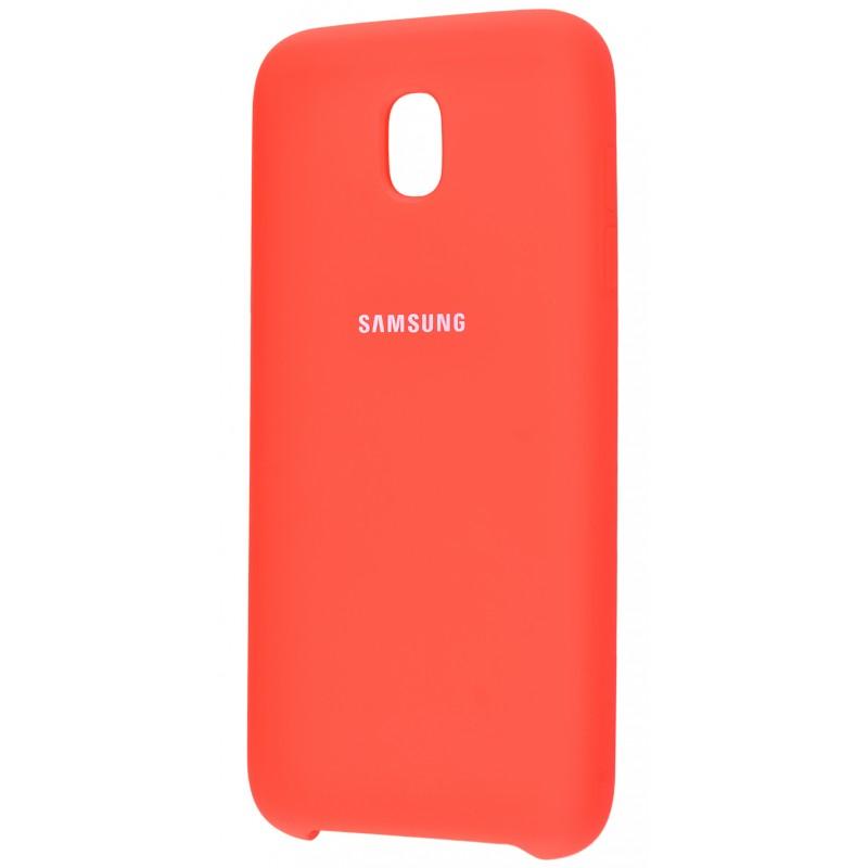 Silicone Cover Samsung Galaxy J7 2017 (J730F) Red