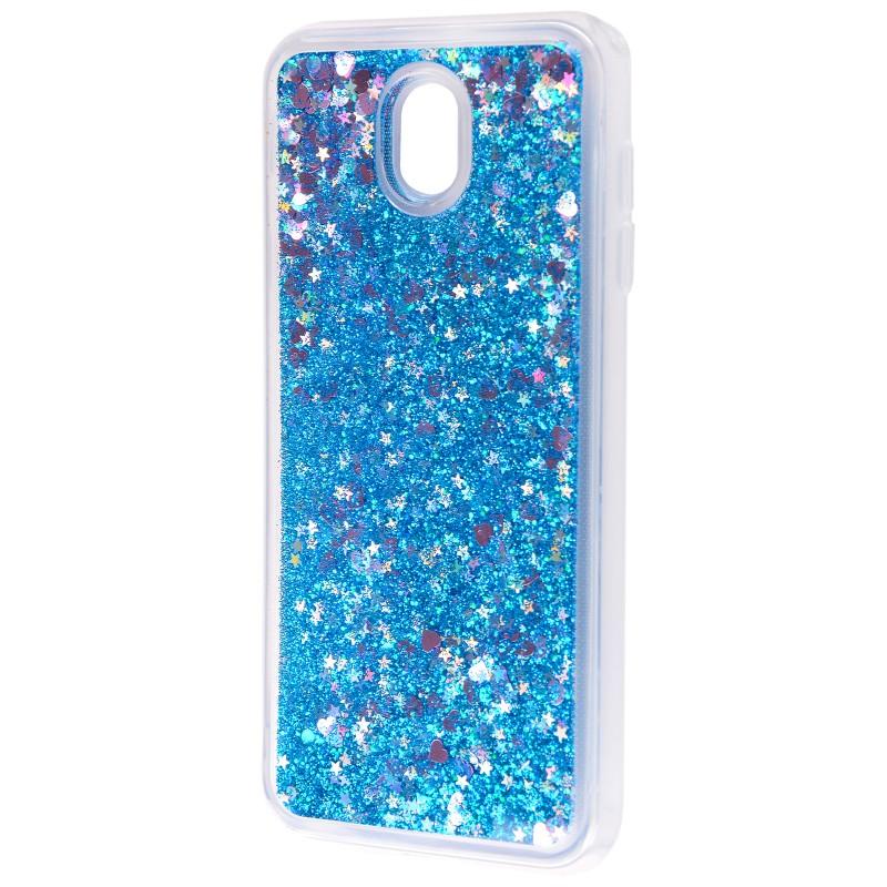 Накладка рідина всередині Samsung J730 (J7 2017) Blue