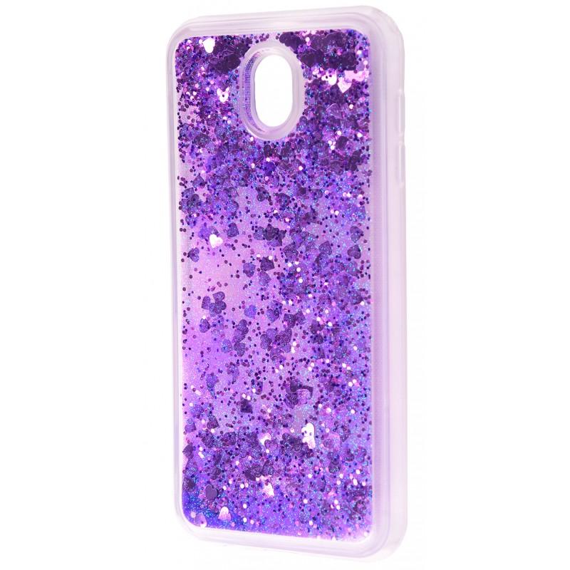 Накладка рідина всередині Samsung J730 (J7 2017) Purple