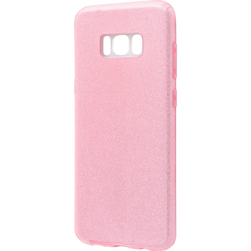 Shining Glitter Case Samsung Galaxy S8 Plus Pink
