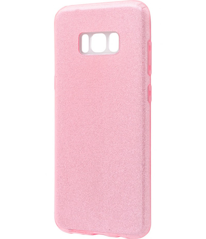 Shining Glitter Case Samsung Galaxy S8 Plus Pink