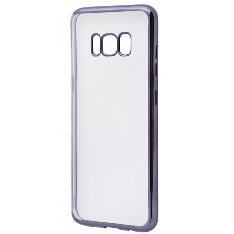Металлизированный (TPU) Samsung Galaxy S8 Plus Gray
