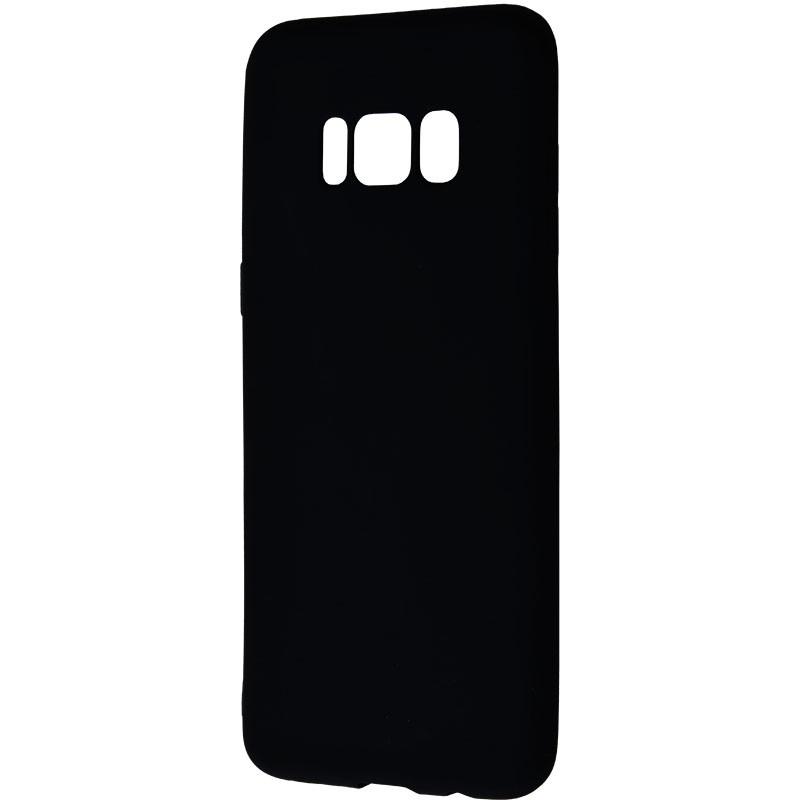 Soft Matt (TPU) Samsung Galaxy S8 Plus Black
