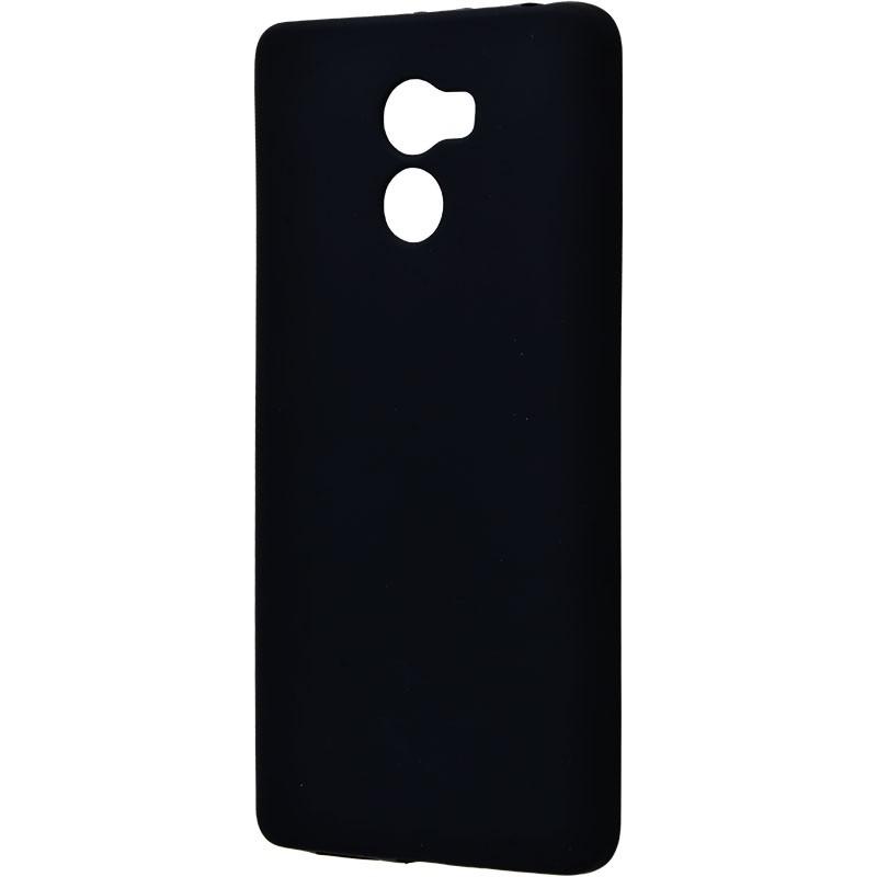 Soft Matt (TPU) Xiaomi Redmi 4 Black
