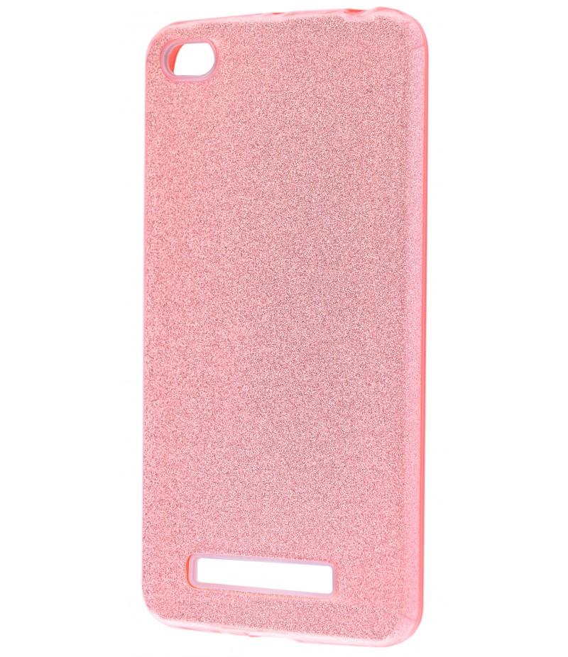 Shining Glitter Case Xiaomi Redmi 4A Pink