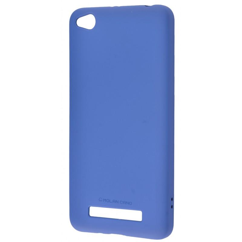 Molan Cano Jelly Case Xiaomi Redmi 4A Blue