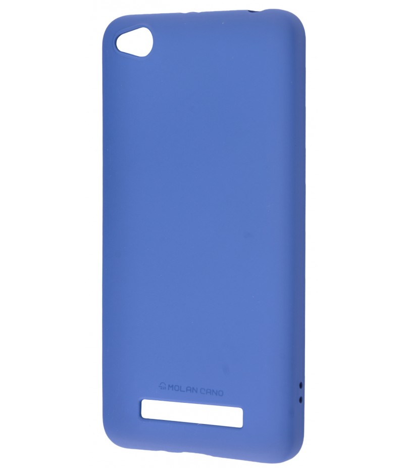 Molan Cano Jelly Case Xiaomi Redmi 4A Blue