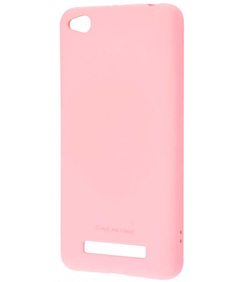 Molan Cano Jelly Xiaomi 4A pink