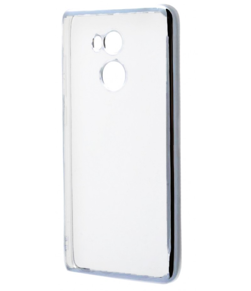 Металізований (TPU) Xiaomi Redmi 4 Prime Silver